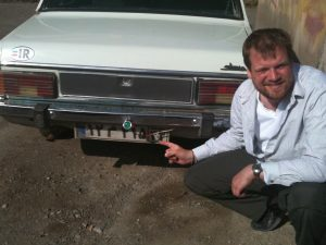 Iran – Salam Aleykom.