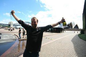 Australia – Sydney…