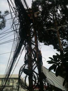Vietnam – Ho-Chi Cables…