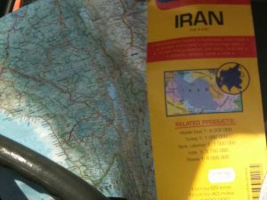 Iran – Can I post by email from Iran?