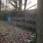 (Most Of) The South Downs Way – A Summary.