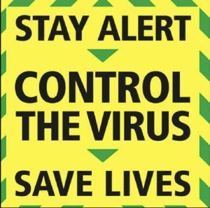 Covid-19. Stay Alert!